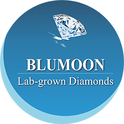 BLUMOON Diamonds Logo